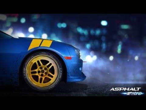 Asphalt Nitro/ RACE – 1/ Game with licenced cars