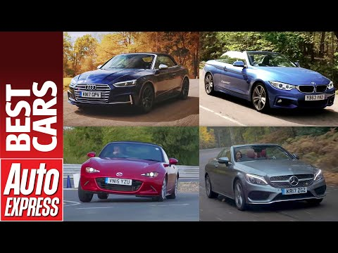 The 10 best convertible cars you can buy now