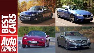 Top 10 best convertibles to buy in 2019