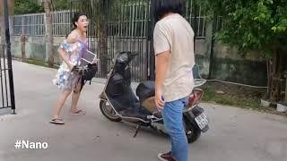 Chị hiểu hông ?! Quang Trung ăn cắp bị Quốc Khánh đánh cho hết hiểu luôn! | #Nano