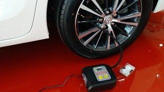 Vỏ xe P2: Kiểm tra áp suất lốp và những lưu ý [Thái Lớn Toyota]