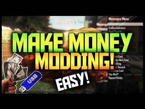 How to Make Money Modding!! - EASY (XBOX/PS MODDING)::