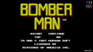 Bomberman on Mini NES Classic