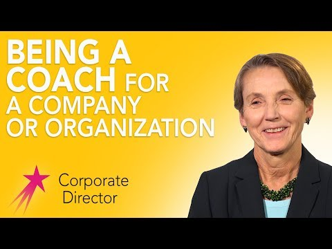 Corporate Director: What is a Trustee - Tee Taggart Career Girls Role Model