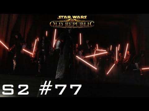 Star Wars: The Old Republic - SITH WARRIOR [Level 50] - S2 Ep 77: Surrender
