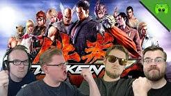 WER IST DER BESTE!?🎮 Tekken 7 Turnier #1