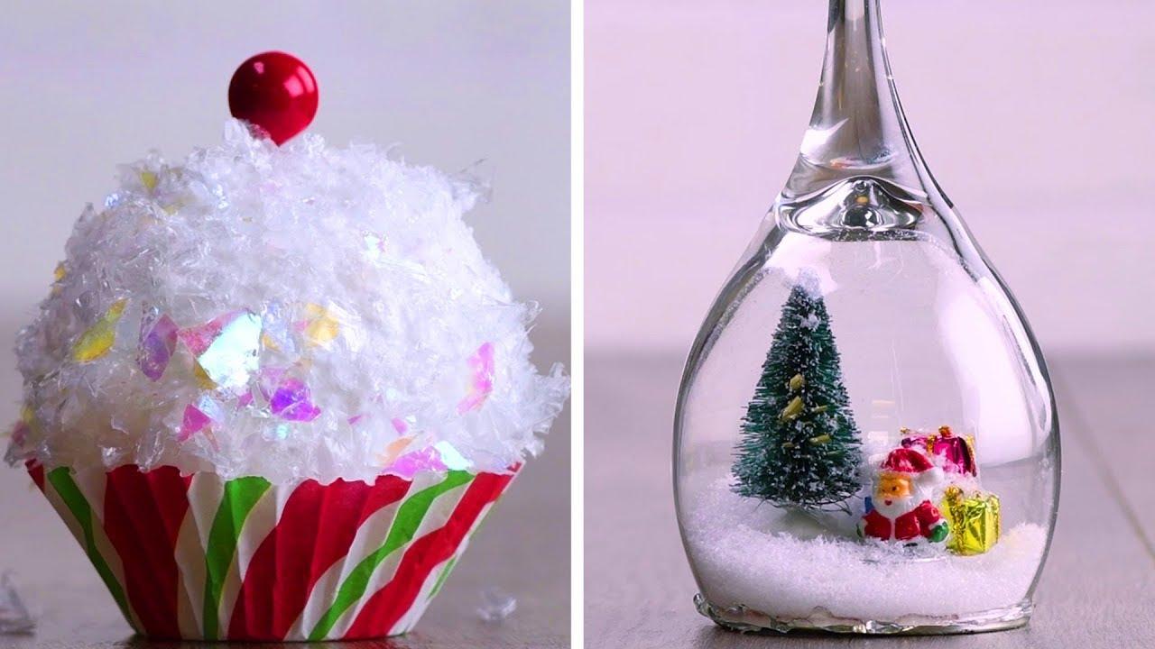 """""""Направи сам"""" новогодишни декорации во последен момент"""