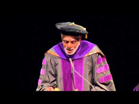 Law School 2015 Commencement Address by Minnesota Supreme Court Justice Alan C. Page ('78)