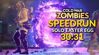 Mauer Der Toten Solo Easter Egg Speedrun - 30:31
