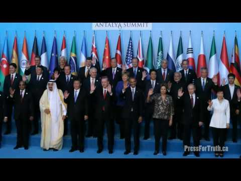 """China And The G20 Summit with """"Little Potato"""" aka Justin Trudeau"""