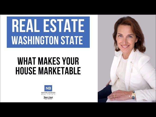 Seattle and Eastside homeowners: what makes your house marketable?