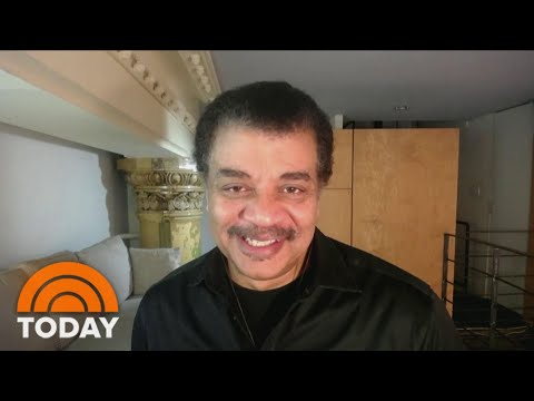 Neil DeGrasse Tyson Breaks Down Discovery Of Water On The Moon | TODAY