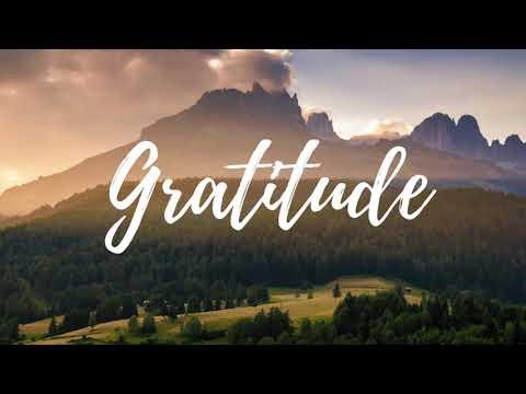 Gratitude Affirmations 1 Hour Positive Affirmations [Calm Male Voice]