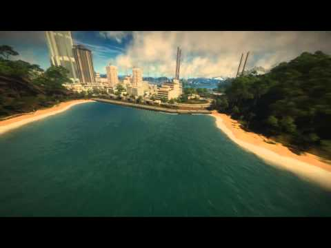Just Cause 2 | ...what's it like to be Superman?