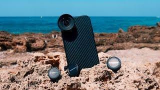 Comment Réussir (enfin) ses Photos / Vidéos sur Smartphone ? (Optiques Rhinoshield)