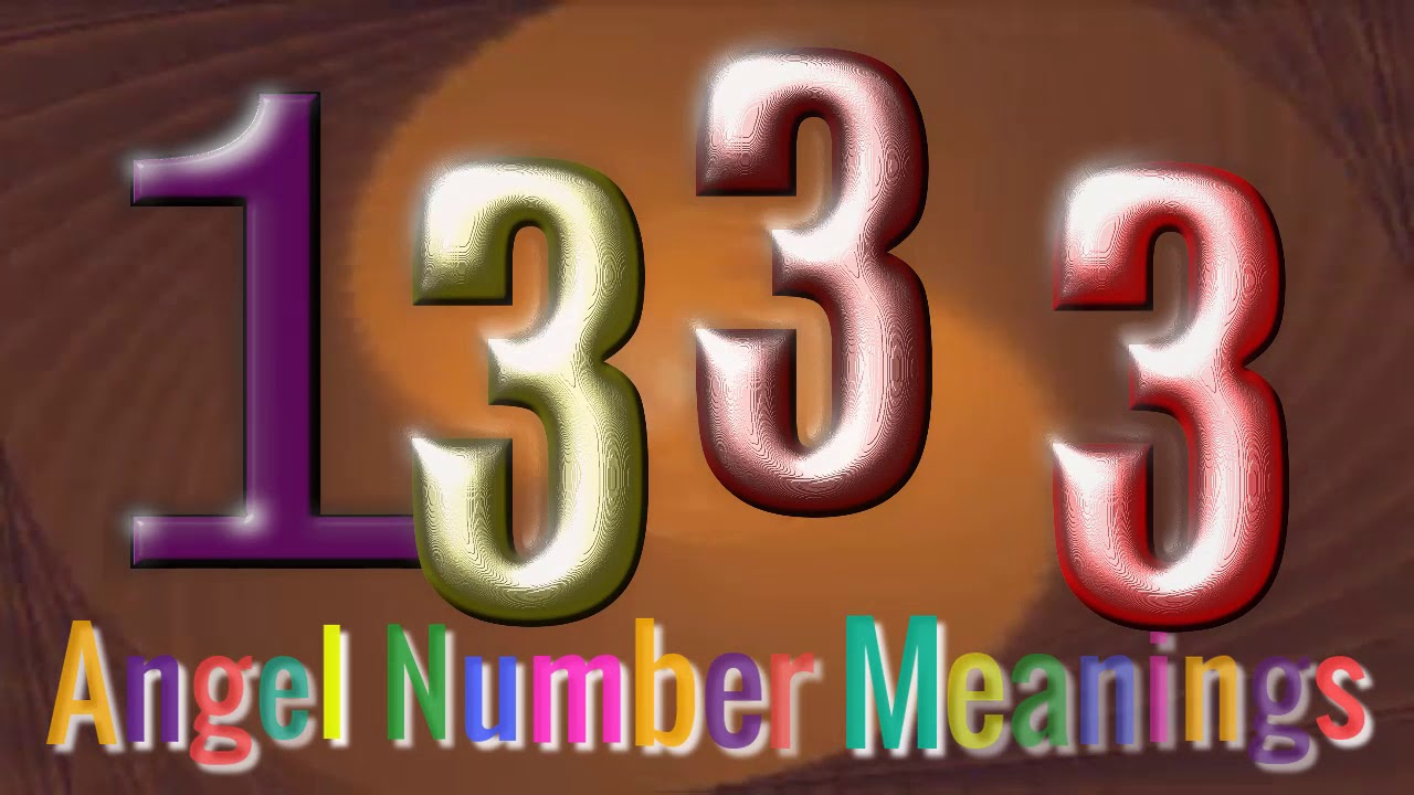 Angel Number 1333 Meanings – Why Are You Seeing 1333?