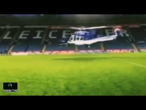 Tragis, video jatuhnya helikopter bos Leicester city. Mp3
