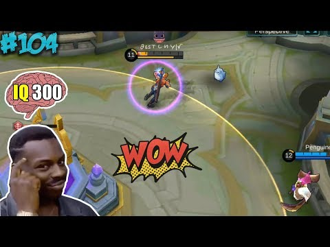 Mobile Legends WTF | Funny Moments Episode 104