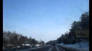 Автопутешествие в Европу:Зима 2012. ч.8/9