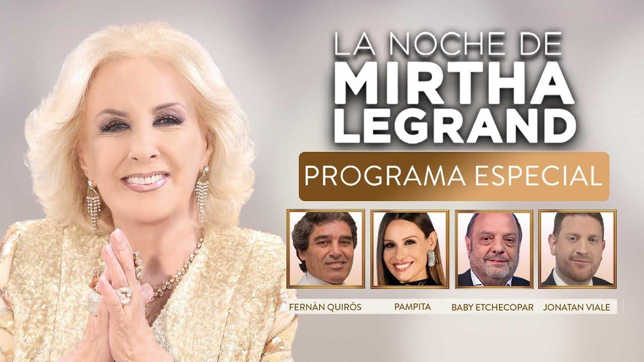 Download La noche de Mirtha con Juana - Programa 23 - 28/08/21 - VOLVIÓ MIRTHA