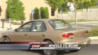 Goodwill Giving Donated Cars Away to Deserving Employees