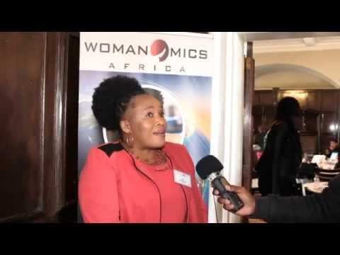 Zine Nkukwana    Womanomics Africa