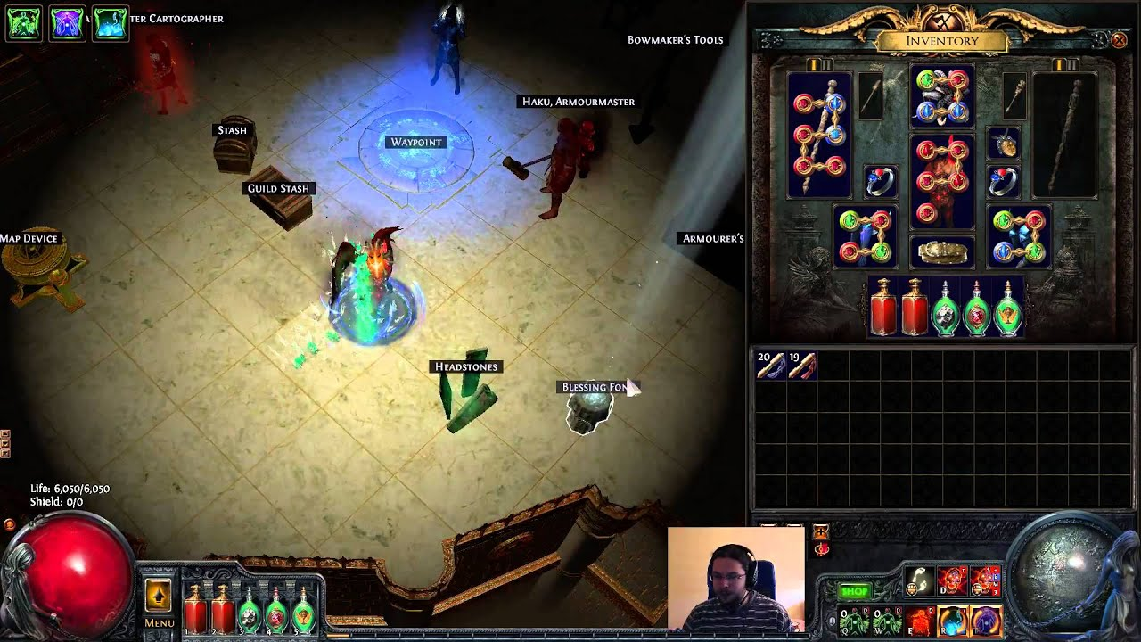 Path Of Exile Build   Srs Summoner