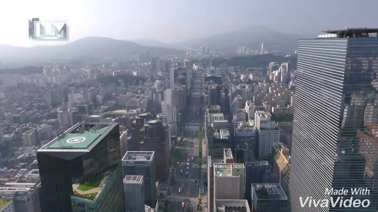 SEOUL ( South Korea) city 2016 - YouTube