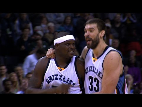 Zach Randolph Returns | Post Game Interview | 12.06.16