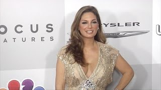 Alex Meneses NBCUniversal Golden Globes 2016 Afterparty Red Carpet