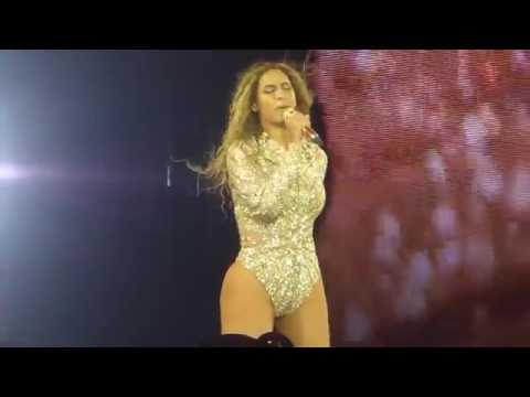 Freedom & Survivor & Halo(In Water Pool) Beyonce@Hersheypark PA Stadium 6/12/16