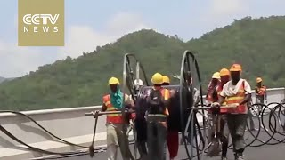 $730M Chinese-built highway opens in Jamaica
