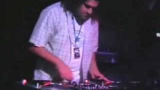 DJ Impact - IDA 2008 Australian Finals (Quarter Finals - Round 2)