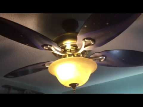 Hampton Bay Quick Connect Ceiling Fan With Hunter