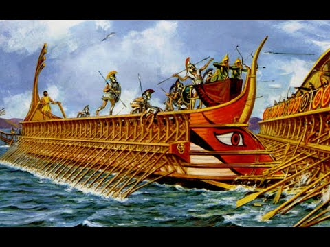 The Battle of Artemesium (The Histories of Herodotus Excerpt