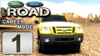 Ford Racing: Off Road [PS2][60fps] - Part #1 - Race Series #1