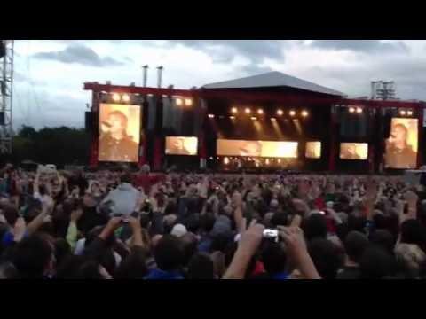 The Stone Roses Heaton park 29/6/12 mp3