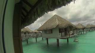 Французская Полинезия, Бора-Бора(Видео снято на камеру GoPro., 2014-03-17T08:51:19.000Z)