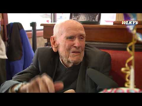 What's the secret to living to 100? For this veteran, it's Skyline Chili