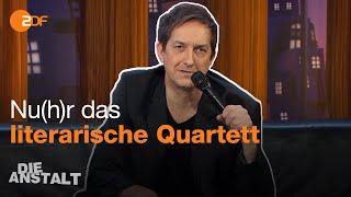 Dieter Nuhr bespricht Bücher, die er nicht gelesen hat