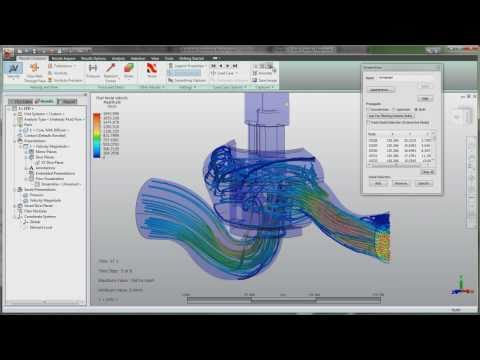 Computational Fluid Dynamics (CFD) Simulation Overview - Autodesk Simulation