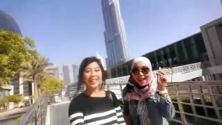 Burj Khalifa | Dubai Mall - vlog Bahasa Indonesia