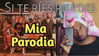 "Bad Bunny feat. Drake - Mia (PARODIA) ""Ets Daniel"""