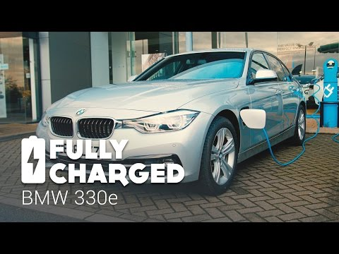 BMW 330e   Fully Charged