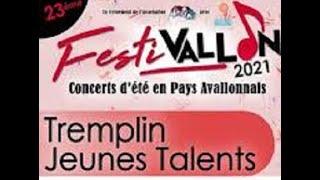 Festivallon 2021 organisait son tremplin jeunes aux Terrasses du Bel Air.