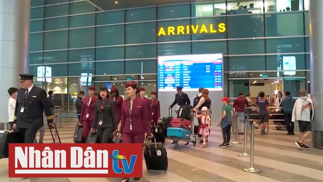 Cảng hàng không quốc tế Đà Nẵng lọt top sân bay cải tiến nhất