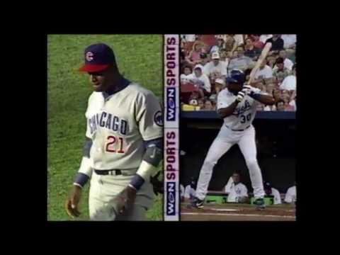 1998 MLB: Cubs at Royals - June 27