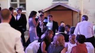 Лучший ведущий тамада на свадьбу в Санкт Петербурге СПб Сергей Амосов конкурсы, традиции, артисты,