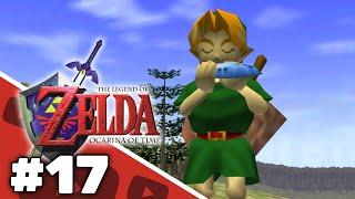 The Legend Of Zelda : Ocarina Of Time - Partie 17 : Temple de l'Eau