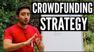 3 Tips for a Killer Crowdfunding Campaign Strategy